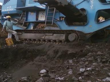 Exploitation du manganèse de Ziémougoula