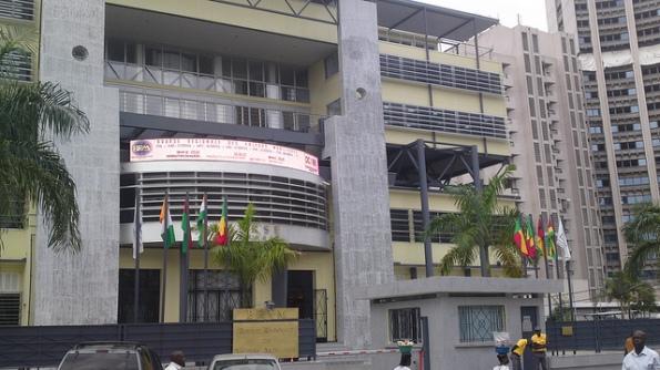 BRVM - Bourse Régionale des valeurs immobilières d'Abidjan