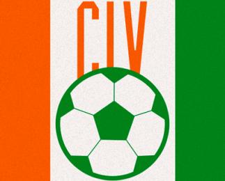 Côte d'ivoire foot mondial 2014