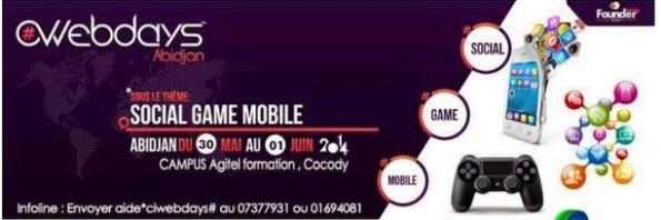WEBDAYS -Abidjan-côte-d'ivoire