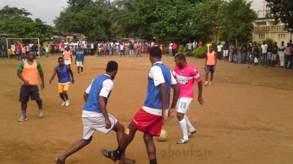 Mondial2014 Serey Die de retour au barcail Abidjan
