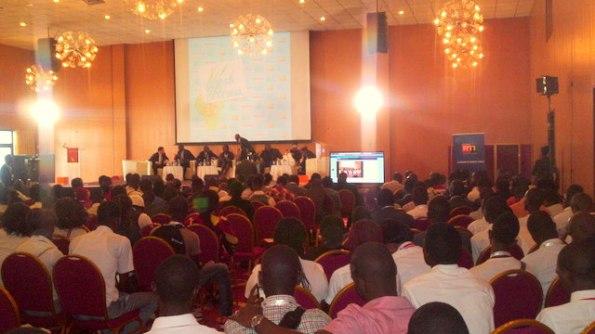 Atelier Africa web festival 2014 Abidjan - @aboukam