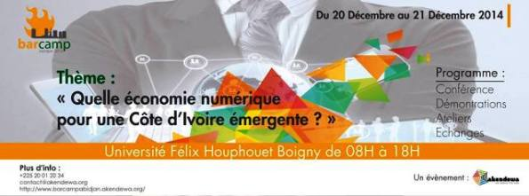 Barcamp Abidjan 2014