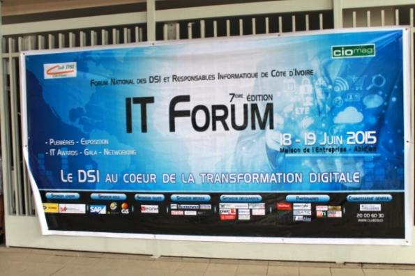 ITFORUM 2015 Abidjan