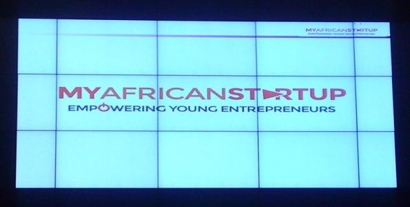 MyAfricanStartup à  Abidjan 2015 jour 1