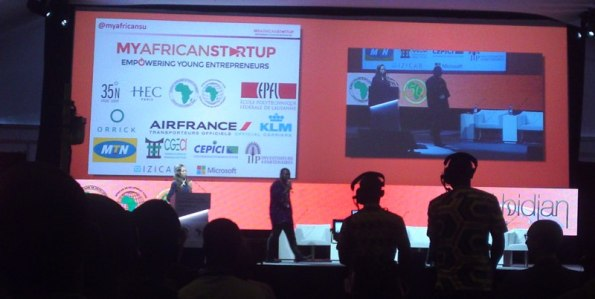 MyAfricanStartup à  Abidjan 2015 jour 2