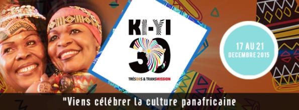 Abidjan célèbrantion des 30 ans du Village Ki-Yi et du Groupe Ki-YiMbock