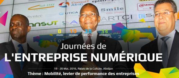 Journées de l'Entreprise Numérique 2016