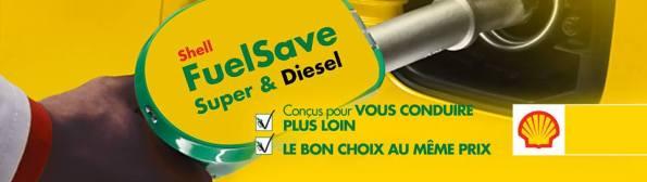 Vivo Energy Côte d'Ivoire présente son carburant économique Shell Fuelsave au blogueur