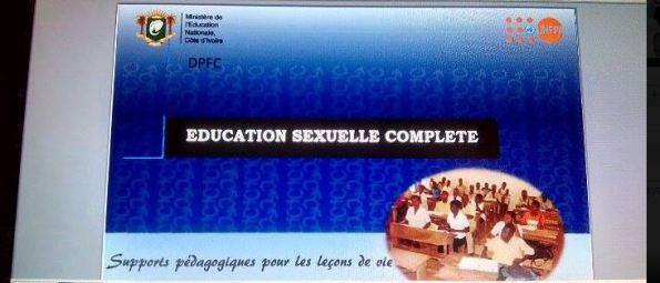 L'élaboration du document-cadre du programme national d'éducation sexuelle complète de Côte d'Ivoire