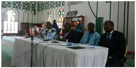 Islam politique en Côte d'Ivoire Désormais on fait campagne dans les mosquées!!!