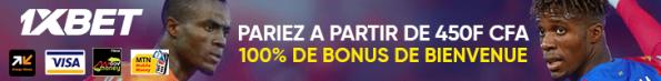 Sport-foot-pari-en-ligne-1xbet Côte d'Ivoire