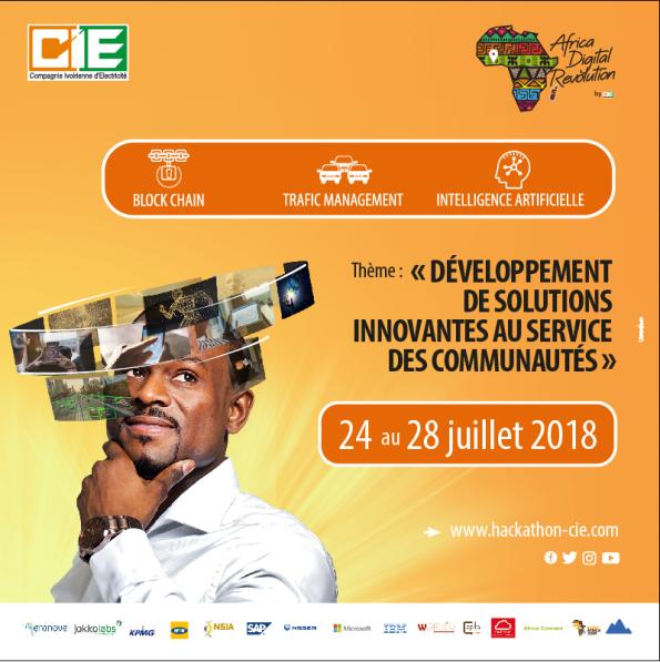 Zoom sur le HackathonCIE 2018 Africa Digital