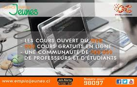 Des formations au numérique pour tous les demandeurs et chercheurs d'emploi ivoiriens