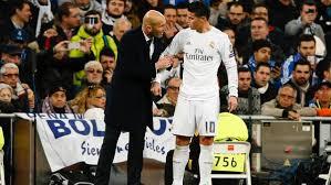 Sport Foot  Réal de Madrid Zidane revient